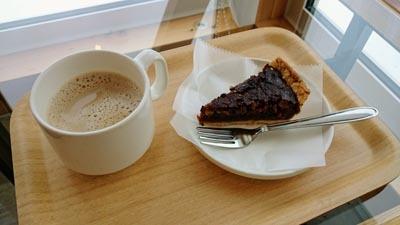 11月のカフェ