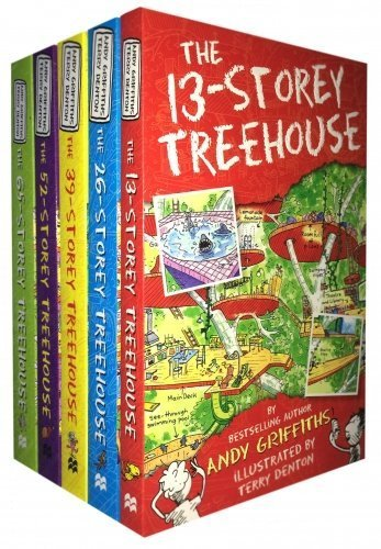 13 to 65 treehouse