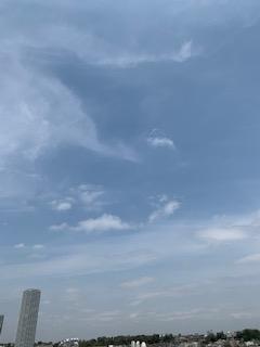きょうの空IMG_1082