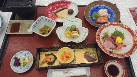 一ノ関料理