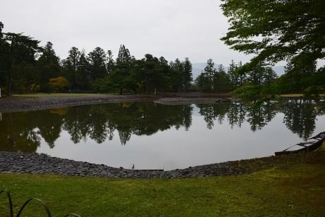 毛越寺浄土庭園