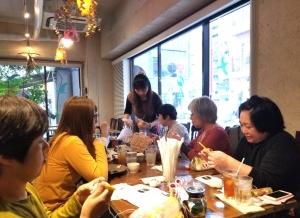 2019-11月麹町カフェ1