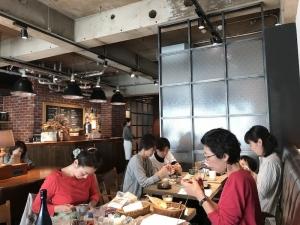 201911 Thecafe ニットカフェ