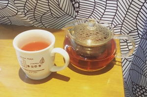 202001 apricot 杏紅茶