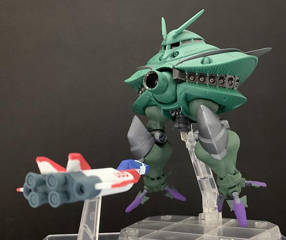 ガンダムコンバージEX29 ビグ・ザム & コア・ブースター