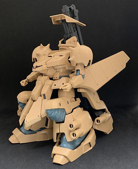 ROBOT魂 〈SIDE MS〉 YMS-16M ザメル ver. A.N.I.M.E.