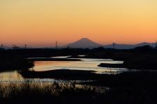 富士山・思川