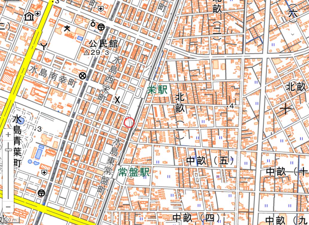水島臨海地図