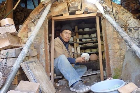 2019年薪窯窯詰め