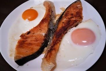 鮭西京味噌漬け