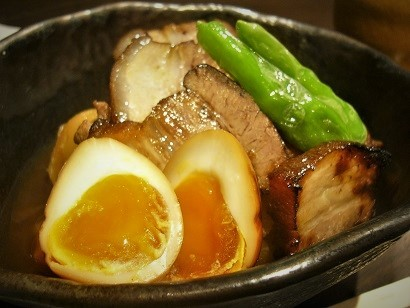焼き豚煮物