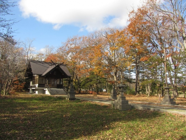 中小屋神社