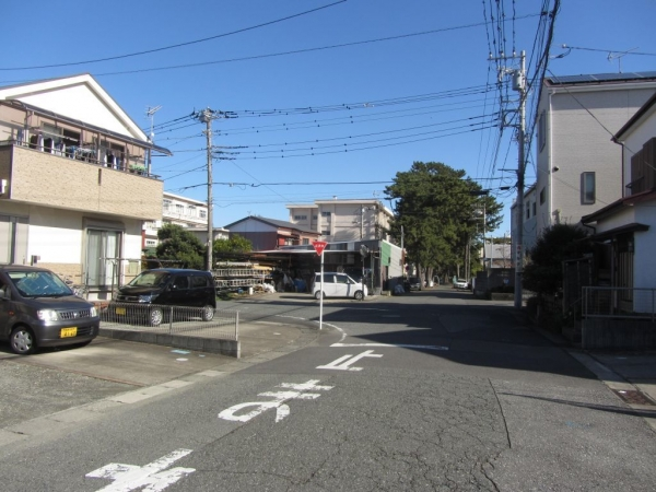 旧東海道 小田原市東町