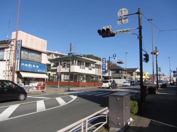 岡入口信号