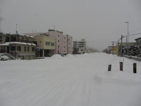 新旭川駅前