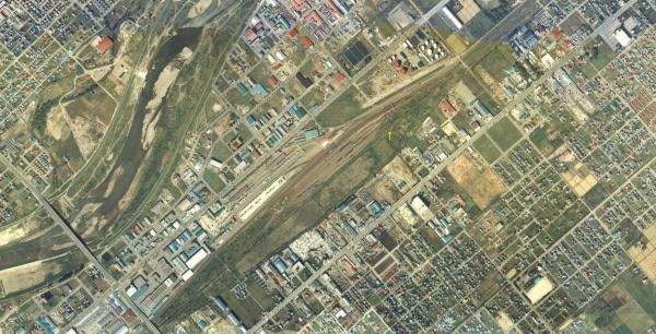 北旭川駅_1977