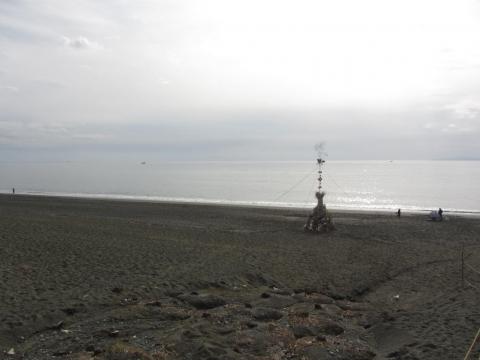 こゆるぎの浜