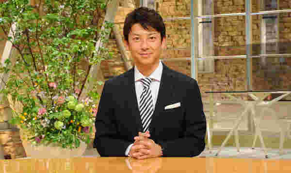 富川悠太アナ テレビ朝日