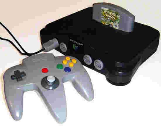 ニンテンドー64 Nintendo64