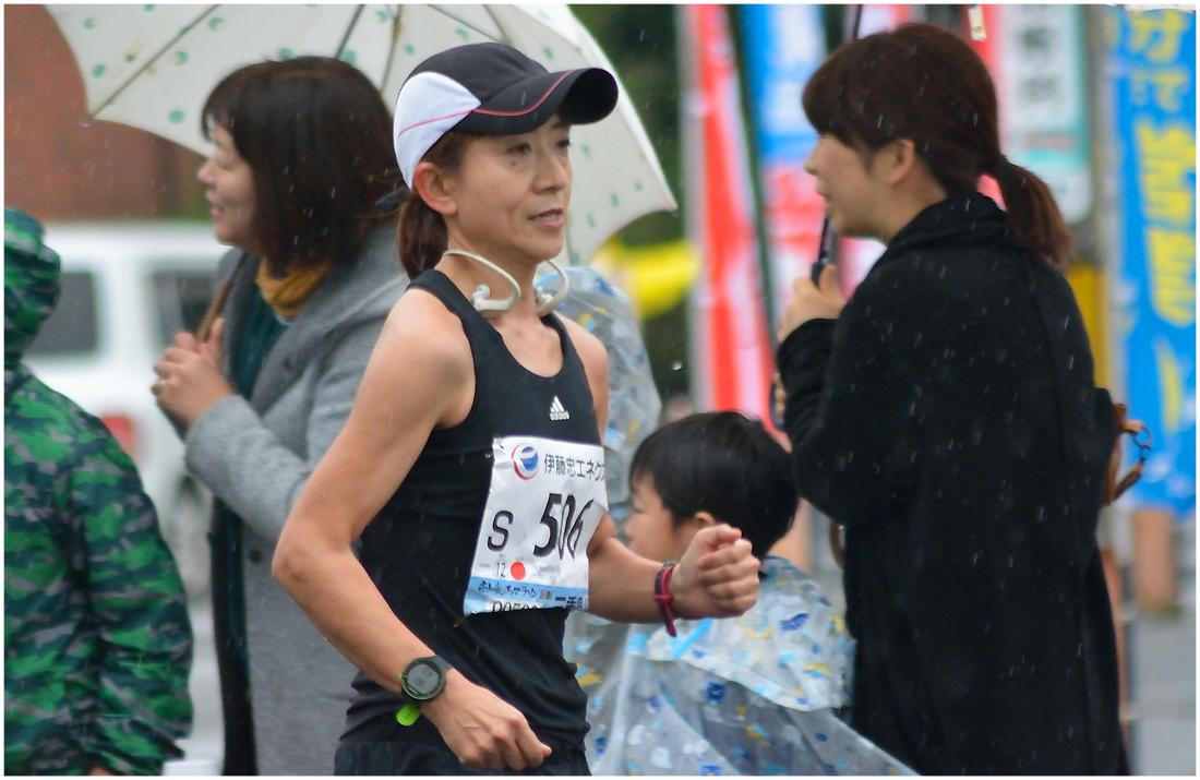 龍馬マラソン・助手1