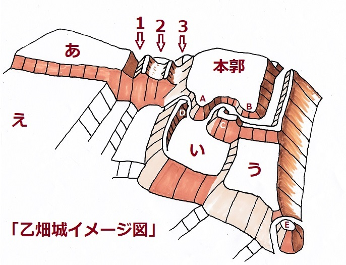 乙畑城24