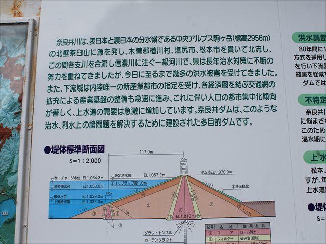 奈良井ダムIMG_6163