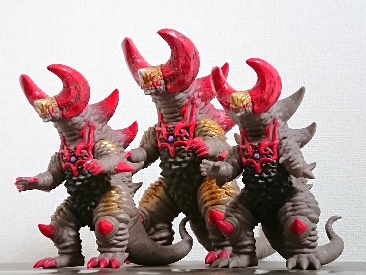 ウルトラ怪獣シリーズ スカルゴモラ7
