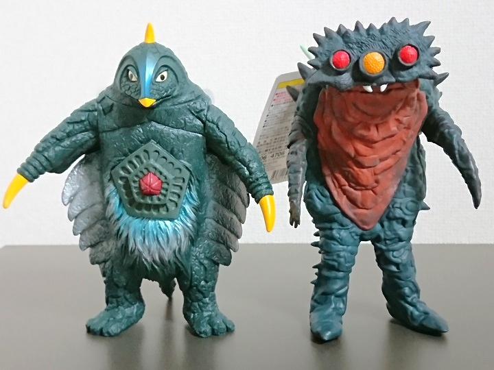 ウルトラ大怪獣シリーズ5000 ビーコン7