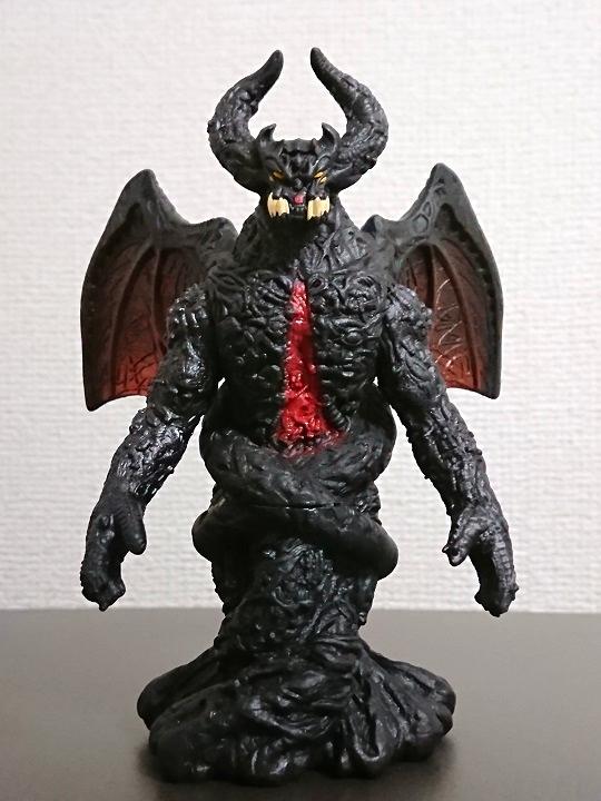 ウルトラ怪獣シリーズ ベリュドラ0