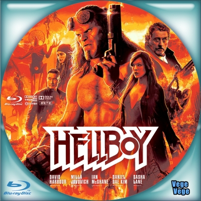 ヘルボーイ (2019) B4