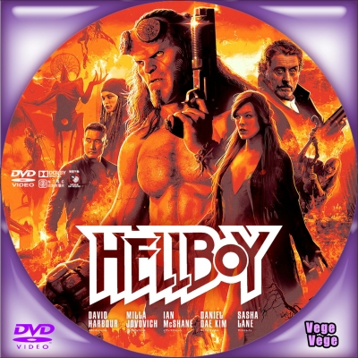 ヘルボーイ (2019) D4