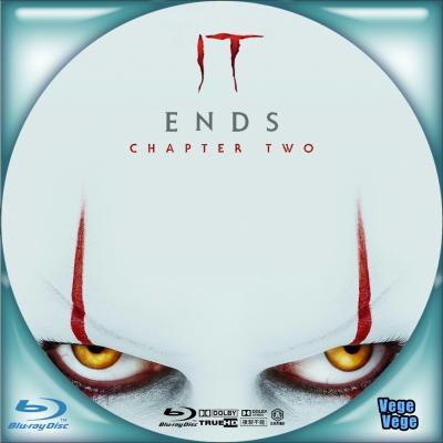 """IT/イット THE END """"それ""""が見えたら、終わり。 B3"""