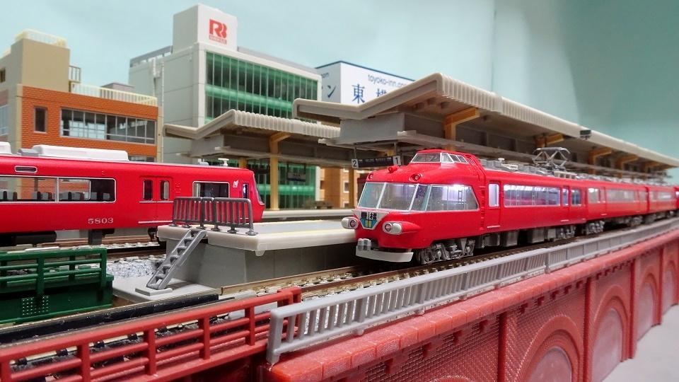 名鉄7000系「パノラマカー」2次車