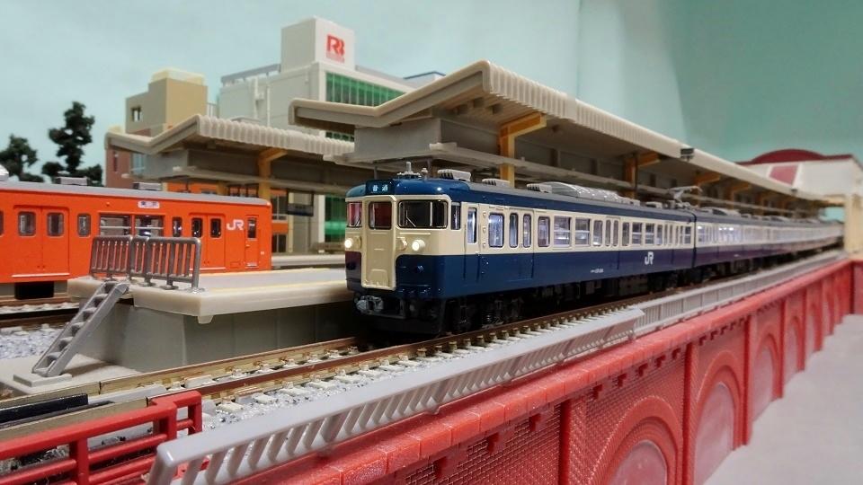 115系300番台 豊田車両センター M40編成