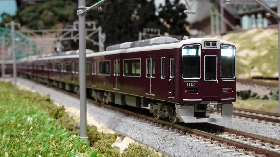 阪急1000系 1001編成 宝塚線