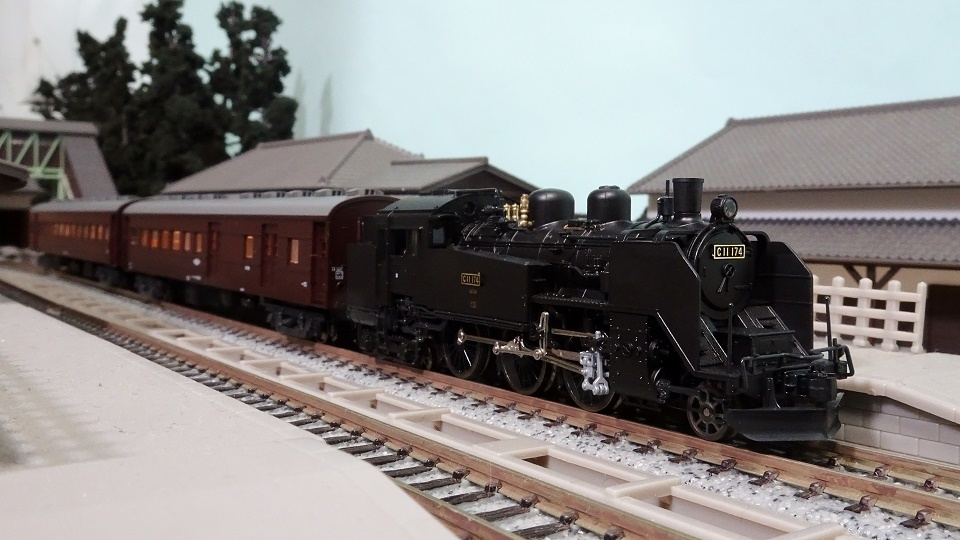 C11 オハ61系客車