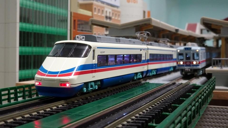 京成 AE100形 スカイライナー 3150形
