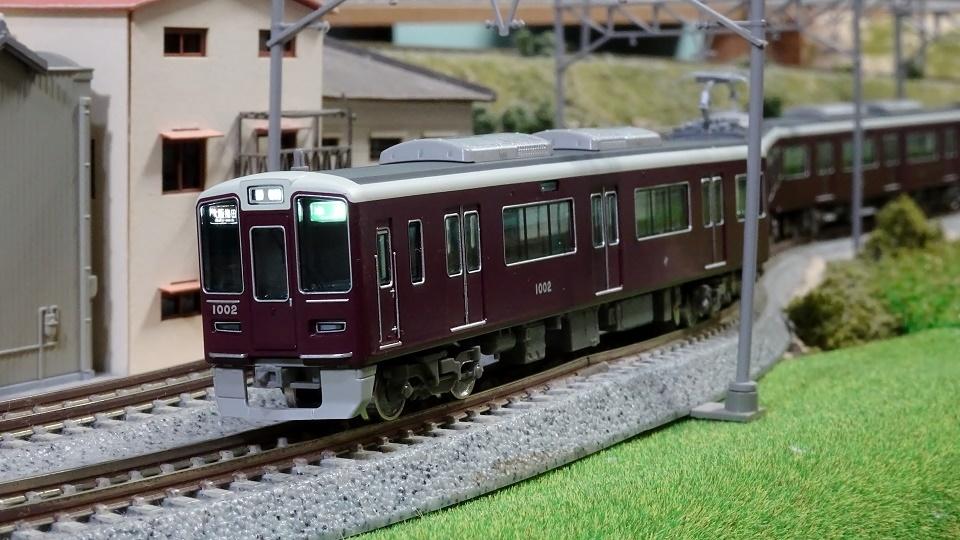阪急1000系神戸線 標識灯