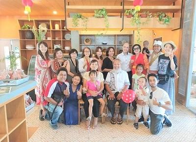 2020 バリ family