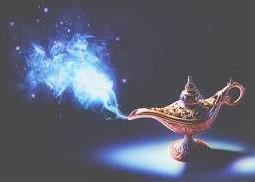 2020 4月 魔法のランプ