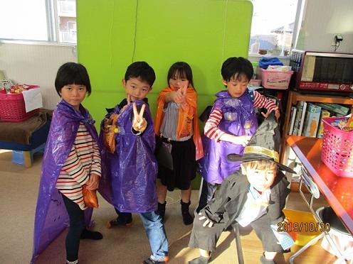 学童ハロウィン2019-6