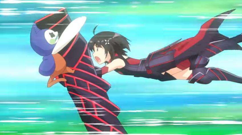 TVアニメ『痛いのは嫌なので防御力に極振りしたいと思います。』ティザーPV