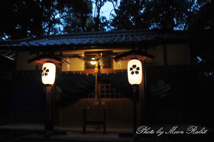 古茂理神社 愛媛県西条市中野1484
