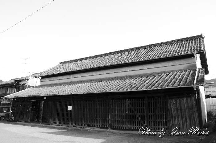 JA西条橘支所 倉庫