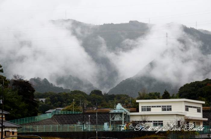 層雲 愛媛県西条市日明
