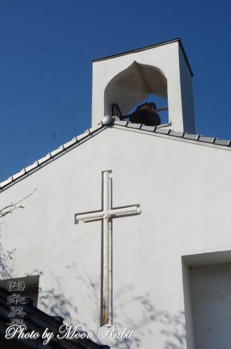 西条栄光教会礼拝堂