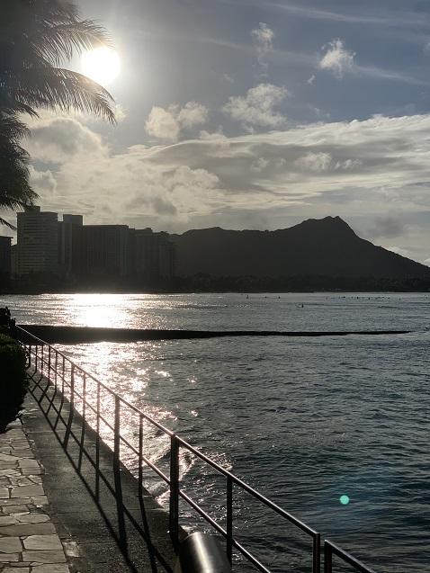 ハワイ海C